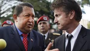 Sean Penn mourns 'friend' Hugo Chavez