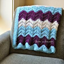 Ripple Afghan Pattern Amazing Inspiration Ideas