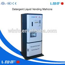 Laundry Detergent Vending Machine Impressive Liquid Detergent Vending Machine Buy Liquid Detergent Dispenser