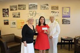 Auxiliary donates $20,000 to Putnam Hospital Center