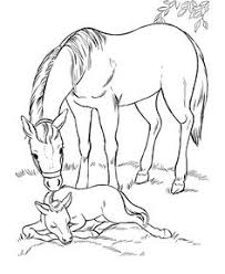 Small Picture Top 48 Free Printable Horse Coloring Pages Online Horse