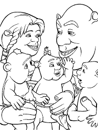 Small Picture Princess fiona shrek coloring pages ColoringStar