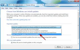 How To Update Windows 7 How Do I Turn Off Automatic Updates On Windows 7 Isumsoft