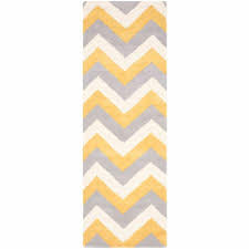 elegant yellow and grey runner rug peachy ideas yellow runner rug incredible grey rug runner