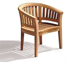 outdoor arm chair. Teak Curved Banana Garden Chair, Outdoor Armchair - Jati Brand, Quality \u0026 Value Arm Chair I