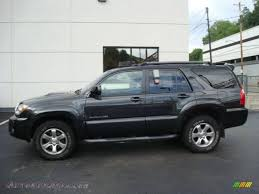 2006 Toyota 4Runner Sport Edition 4x4 in Shadow Mica - 074064 ...