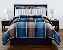 Spin Prod Sears Bedding Colormate plete Set Cooper Plaid P Boys