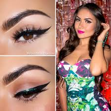 Maryam Maquillage Tropical Dress Summer Makeup