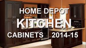 Home Depot Kitchen Furniture Home Depot Kitchen Cabinet Catalogs 2014 15 Youtube