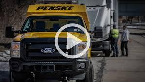 Commercial Truck Lease Agreement Fascinating 48 Hour Roadside Assistance Penske Truck Leasing