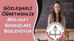2018 Sözleşmeli Öğretmenlik Mülakat Sonuçları Bekleniyor - My Memur