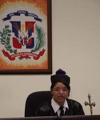 Resultado de imagen para FOTOS DE LA JUEZ MARIA GARABITO DE SANCRISTOBAL
