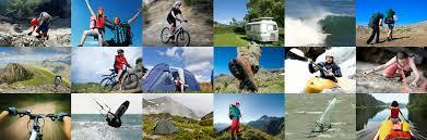 outdoor activities collage. Unique Outdoor Intended Outdoor Activities Collage E