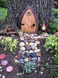 gnome doors fairy doors faerie doors elf doors 9 por nothinbutwood 22 00