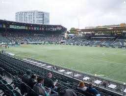 Pge Park Seating Chart Providence Park Section 122 Seat Views Seatgeek