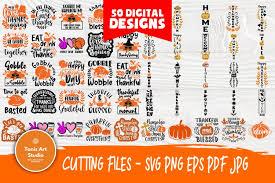30 of the best free fall svg cut files. Halloween Porch Svg Bundle Fall Svg Pumpkin Svg Cut Files 947950 Cut Files Design Bundles