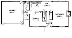 House Plan at FamilyHomePlans comColonial House Plan Level One