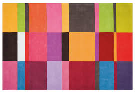 colorful rugs. Colorful Modern Rugs L