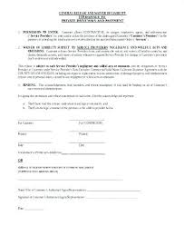 Contract Release Form Cool Waiver Of Liability Agreement Template Release Form Legal Elegant
