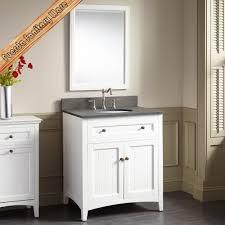 Unfinished Oak Bathroom Cabinets Unfinished Oak Bathroom Vanity