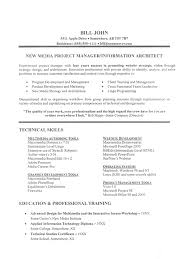 Technical Skills Resume Example Musiccityspiritsandcocktail Com