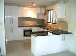 kitchen design l shaped layout contemporary u