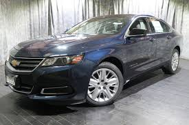 New 2018 Chevrolet Impala LS 4dr Car in Villa Park #62507 | Castle ...