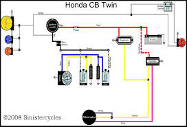 sportster bobber wiring diagram images wiring diagram simplified wire diagram usa 2strokers page 1 design