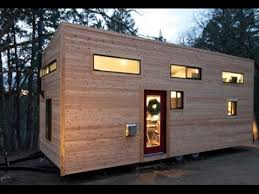 Small Picture Couple Builds Own Tiny House on Wheels in 4 Months for 2274406