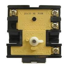 appliance controls electro com rfid sensors controls thermostat electrocom klixon