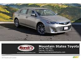 2015 Creme Brulee Mica Toyota Avalon XLE Touring #108572420 ...