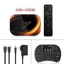 2020 TV BOX Android 9 VONTAR X3 4GB 128GB 8K Smart TVBOX Amlogic S905X3 9.0  Wifi 1080P 4K Android TV Set Top Box 4GB 64GB 32GB Sale, Price & Reviews