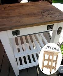 diy ikea furniture. ikea cart transformation 16 of 21 diy ikea furniture