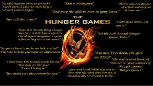 Hunger Game Quotes Beauteous TrueOnlykate And ShadowOmega Images Hunger Game Quotes Wallpaper