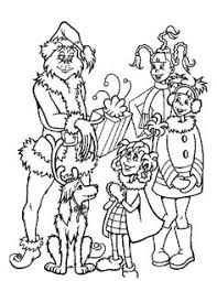 f0ce899fec8d40a55fe49f7b9568290a christmas coloring pages kids coloring pages how the grinch stole christmas coloring pages the grinch's house on the grinch coloring book