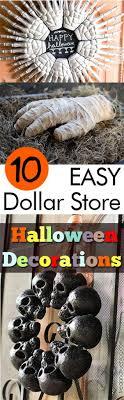 diy halloween decorations home. 10 EASY Dollar Store Halloween Decorations - Decor, DIY Diy Home R