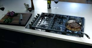 countertop stove home depot propane burner awesome propane with downdraft home depot kitchen