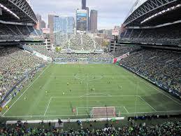 Seattle Sounders Centurylink Field Seating Chart How Loud Is Seattle Stadium Centurylink Field