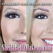 with semi permanent makeup you can have perfectly shaped and filled eyebrows everyday for the next 3 4 years permanentmakeup semipermanentmakeup