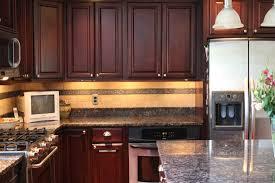 Kitchens With Backsplash Cool Decorating