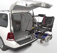 wheel chair lift for van. Wheelchair Van Lift Wheel Chair For