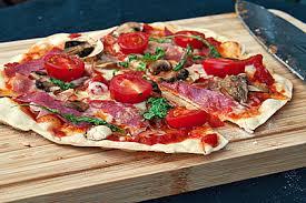 weber steinofen pizza rezept
