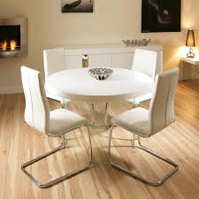 round white gloss di round gloss dining table popular round extendable dining table