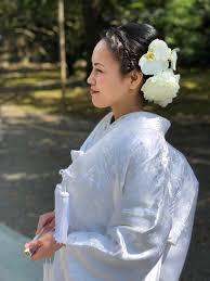 結婚式の花嫁ヘアどんな髪型にするhair
