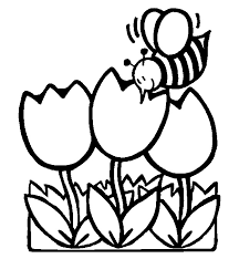 spring coloring sheets free printable coloring pages