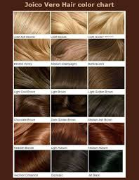 Joico Vero Hair Color Chart