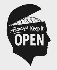 Resultat d'imatges de keep open mind