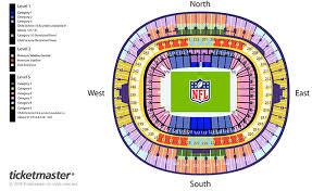 Eagles Seating Chart Wembley Nfl Stadium Seating Chart Www Bedowntowndaytona Com