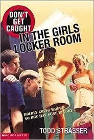 Girls Locker Room Caught