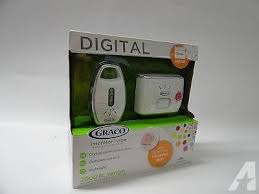 Graco Imonitor Vibe Digital Baby Monitor-1 Parent Unit for Sale in ...
